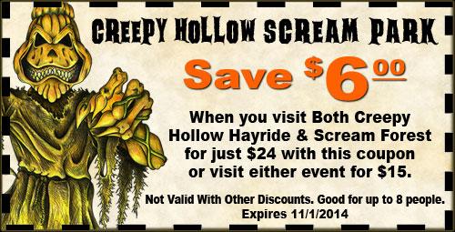 Scream team coupon code